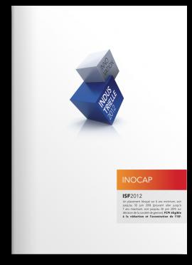 INOCAP-Brochure-FCPI Inno Indus 2012-Agence le 6