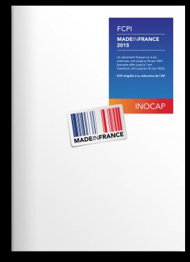 INOCAP-Brochure-FCPI MIF 2015-Agence le 6