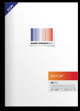 INOCAP-Brochure-FCPI MIF 2012-Agence le 6