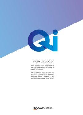 plaquette QI2020